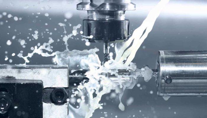 CNC at work